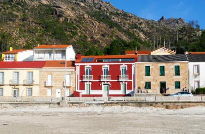 Housing Rehabilitation, 3 House Building in O Pindo