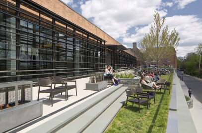 New South Student Center | Georgetown University