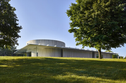 Monmouth Battlefield State Park Visitor Center