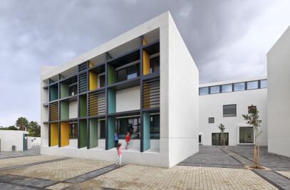 ELEMENTARY SCHOOL IN TEL AVIV