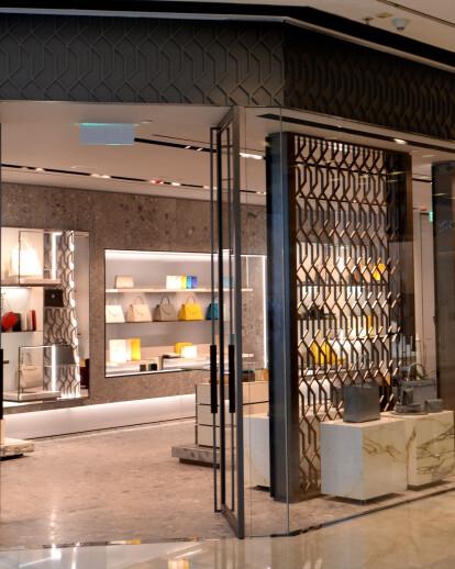 Valextra boutique  HK