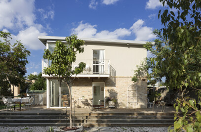 VILLA in Community in central Israel