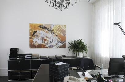 Corporate Art - Showroom