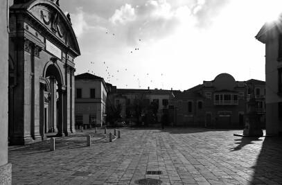 Piazza Crespi-Libertà