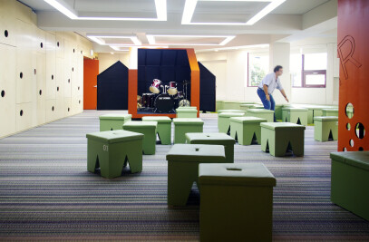 German School Seoul Auditorium Renovation
