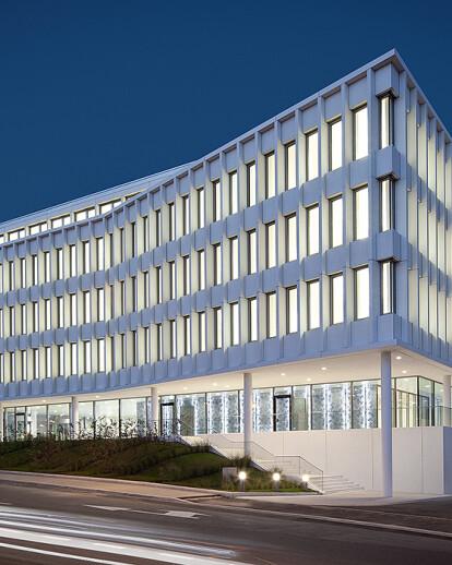 CSSF Headquarters, Luxembourg