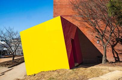Block attached Pavilion