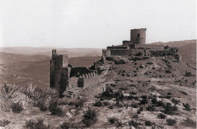 INTERVENTION ON THE CASTLE OF JIMENA DE LA FRONTERA