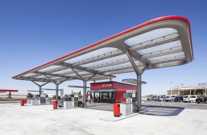 CEPSA, new Flagship Service Station