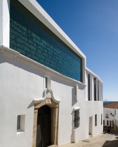 CASA VASCO NÚÑEZ DE BALBOA – INTERPRETATION CENTER