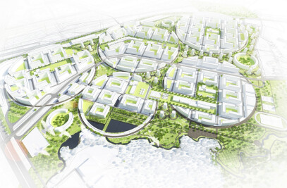 Karvila. City by the River. Integrated Urban Development Project.