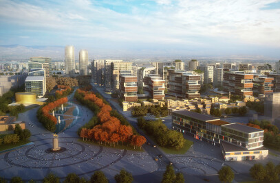 SAHABIYE KAYSERI URBAN DESIGN