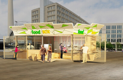 Street Food Pavilion FOOD BOX