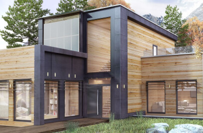SUPREME S91 – Passive House System