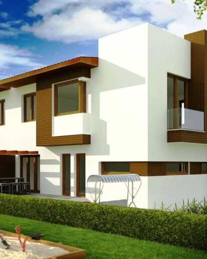 Modern House Turnkey Project Arhitect Designer Bucuresti Archello