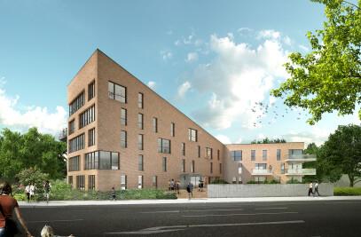 Wohnbebauung Hoher Heckenweg