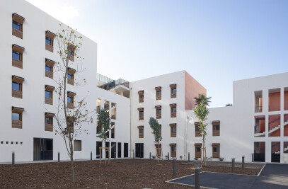 58 Social Housing in ANTIBES