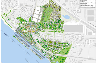 Major regeneration project in Essex master-plan