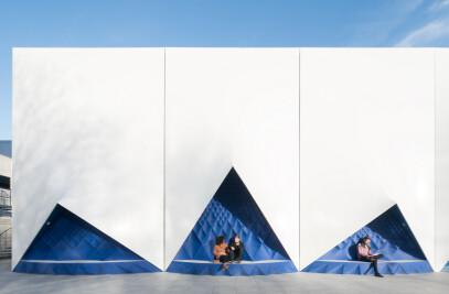 3D Printed Façade for EU Building