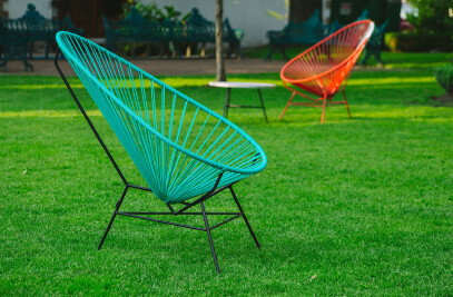 Acapulco furniture line chairs