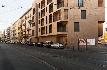 P17 HOUSING IN MILAN