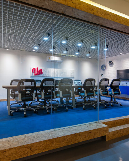 Truly Madly Office Interiors
