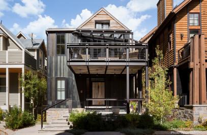 Tommy Hein Architects   Depot House