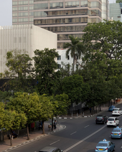 Embassy of France and French Institute in Jakarta