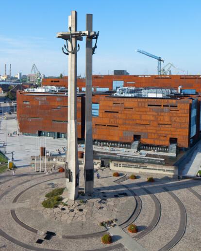 European Solidarity Centre (ECS) in Gdańsk