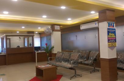Bank Interior