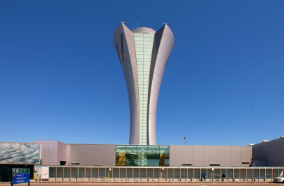 SFO Airport Traffic Control Tower (ATCT)