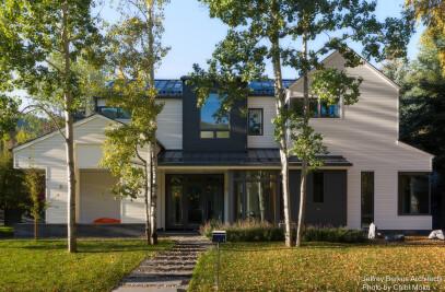 Jeffrey Berkus Architects   Seamless Transition