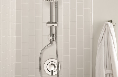 Annex Shower Rail