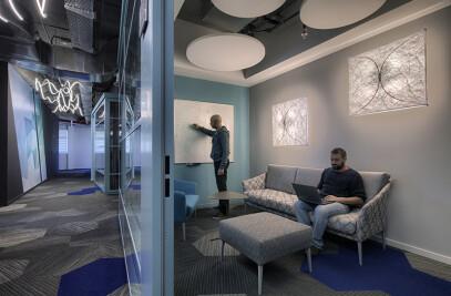 Broadcom Offices- Yakum