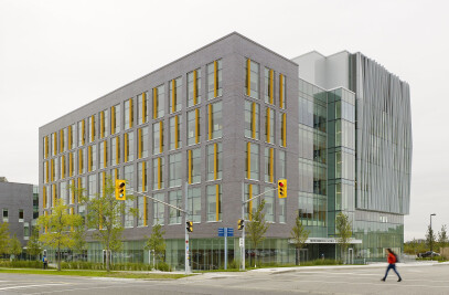 ENVIRONMENTAL SCIENCE AND CHEMISTRY BUILDING - UNIVERSITY OF TORONTO SCARBOROUGH