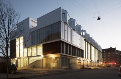 SH2-Sundbyoster Hall
