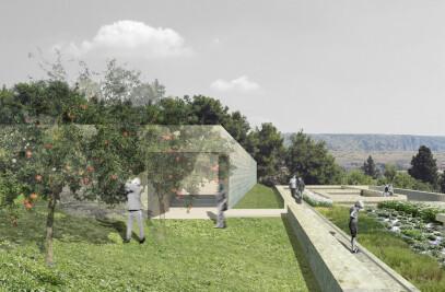 Matera urban garden
