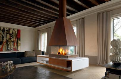 HELSINKI fireplace