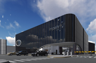Impala Industrial Architecture