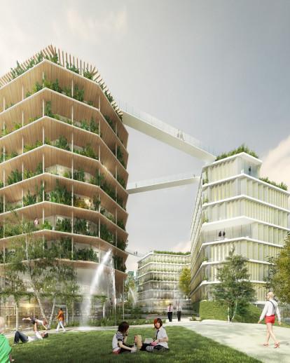 Reinventer Paris