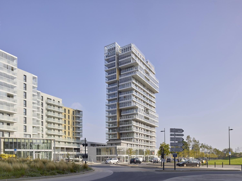 151 dwellings in ZAC du Pré Gauchet