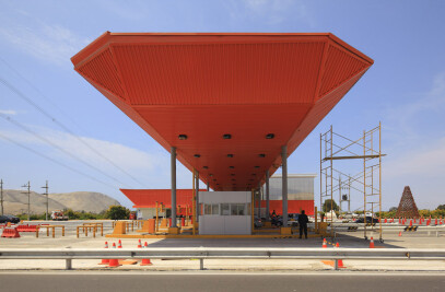 Chilca Toll Booth