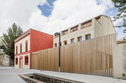 Rehabilitation Of Old Tanneries As European Headquarters Of The Quality Leather Center