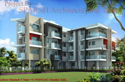 """2015-00026 PROJECT BY """"SPARSH"""" Architects And Team...."""