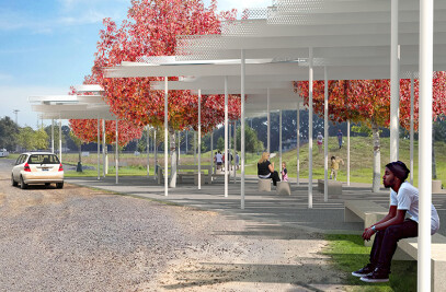 Lions Park Shade Project