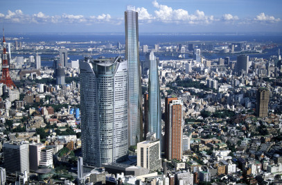 Roppongi Office Towers _ Concept