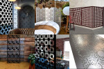 Laser cut metal screens and balustrades