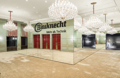 Bauknecht Showroom at Hotel Adlon Kempinski Berlin