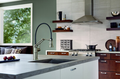 Brizo Articulating Kitchen Faucets