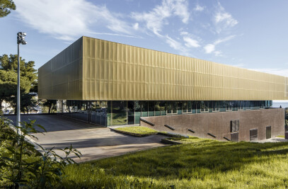 Cultural center alb'Oru